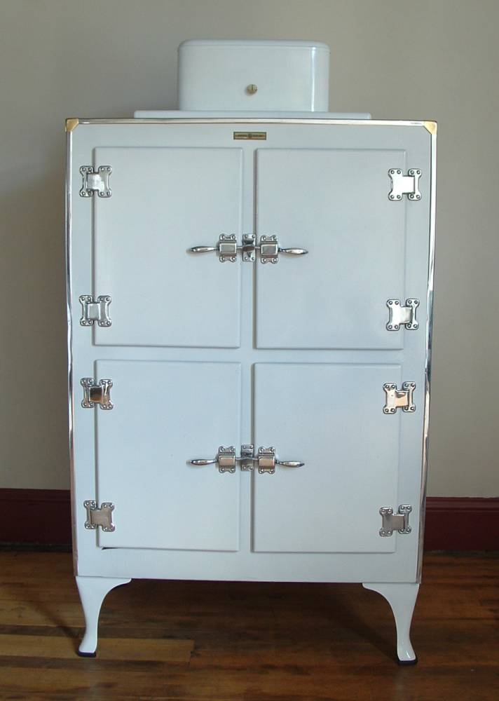 Kitchen Appliances Refrigerators