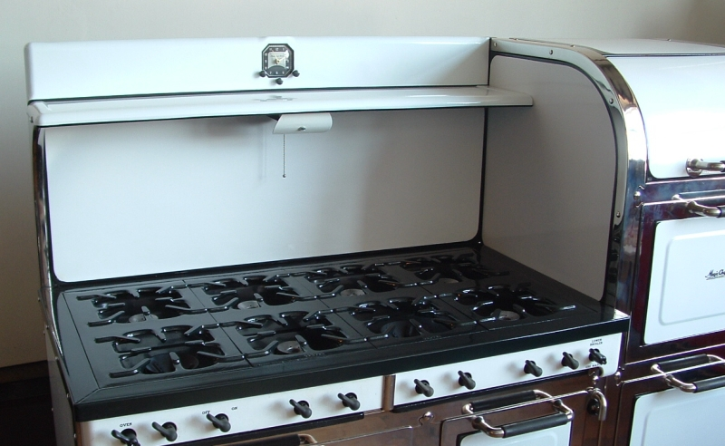 Gas Stoves Antique Gas Stoves Chambers Magic Chef